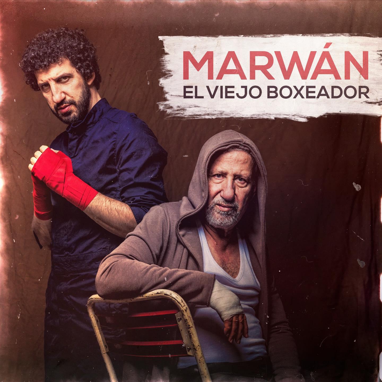 Marwán estrena 'El Viejo Boxeador', su nuevo álbum