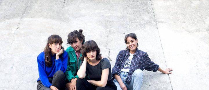 La banda Melenas, candidata a los Music Moves Europe Talent Awards 2021
