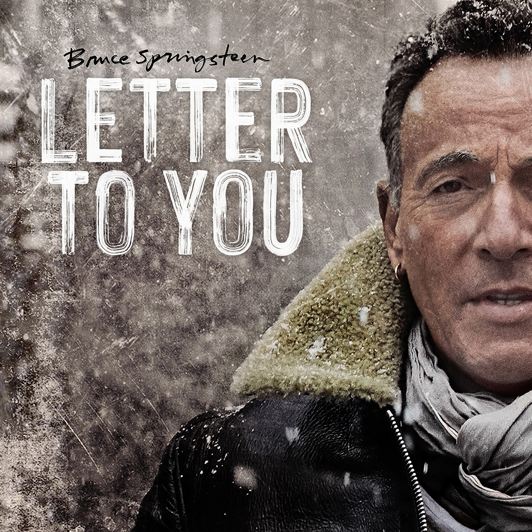 Bruce Springsteen regresa con 'Letter to You'