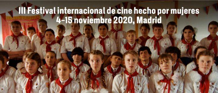 Cine por Mujeres celebra su III edición el próximo noviembre