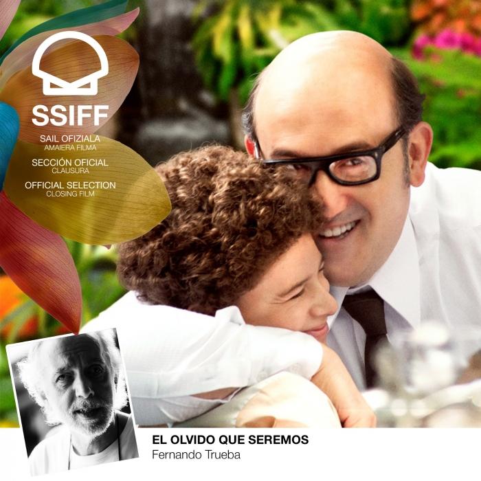 Fernando Trueba clausura el Festival de San Sebastián con 'El olvido que seremos'