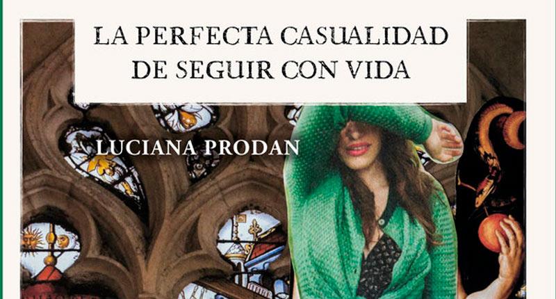 Huso Editorial publica en España el libro de relatos Luciana Prodan