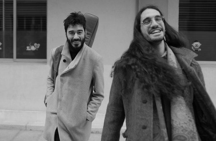 Luismi Partera prepara su primer álbum