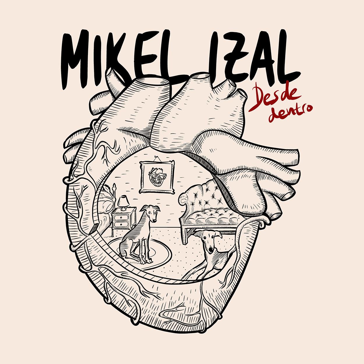 'Desde dentro', de Mikel Izal, recauda más de 19.000 euros para los Bancos de Alimentos