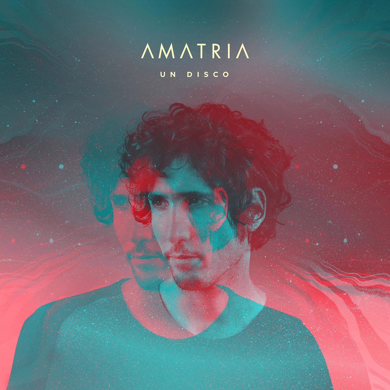 Amatria lanza 'Un disco', su nuevo trabajo