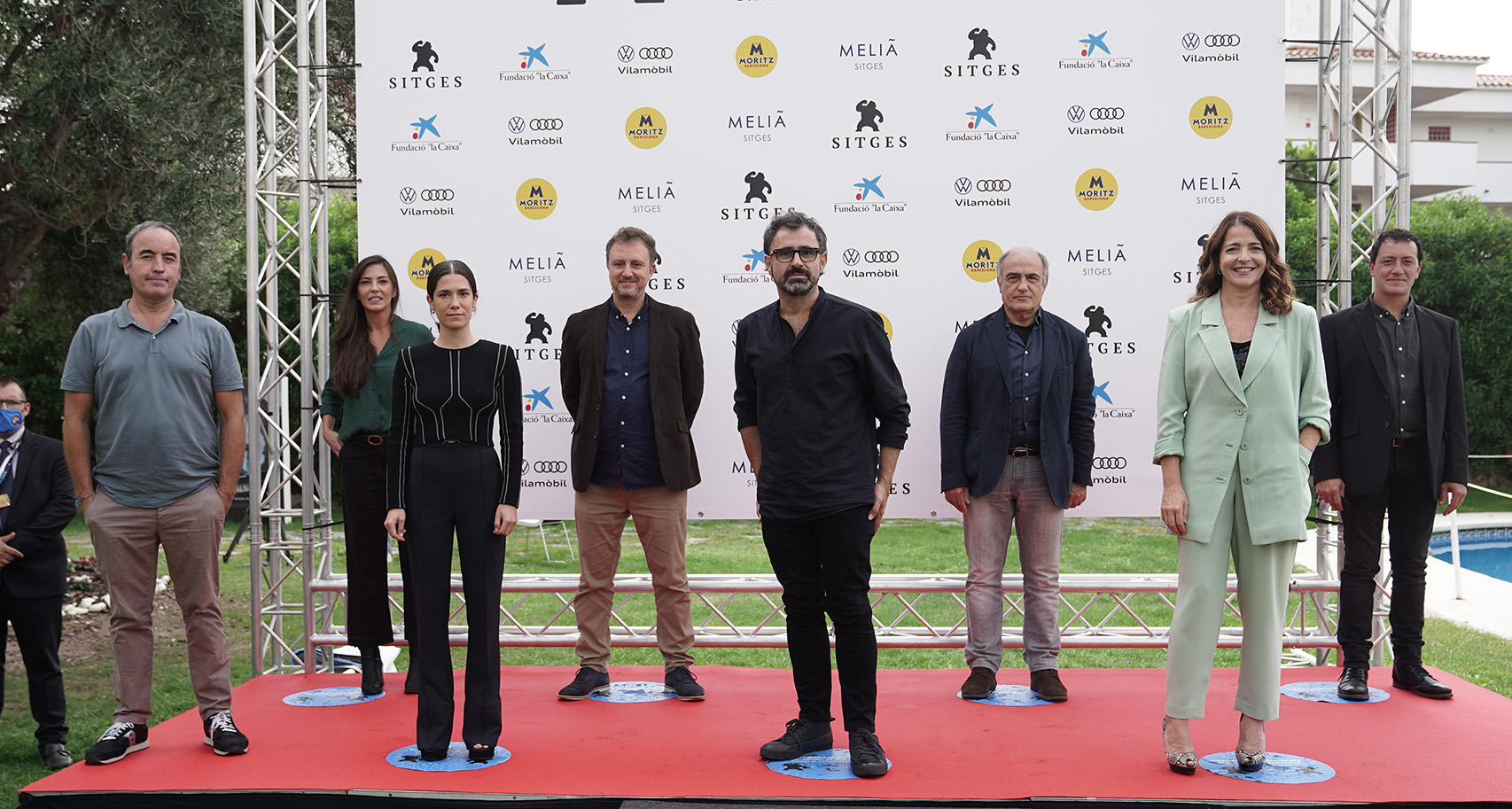 Najwa Nimri cautiva al público de Sitges recogiendo un Gran Premio Honorífico