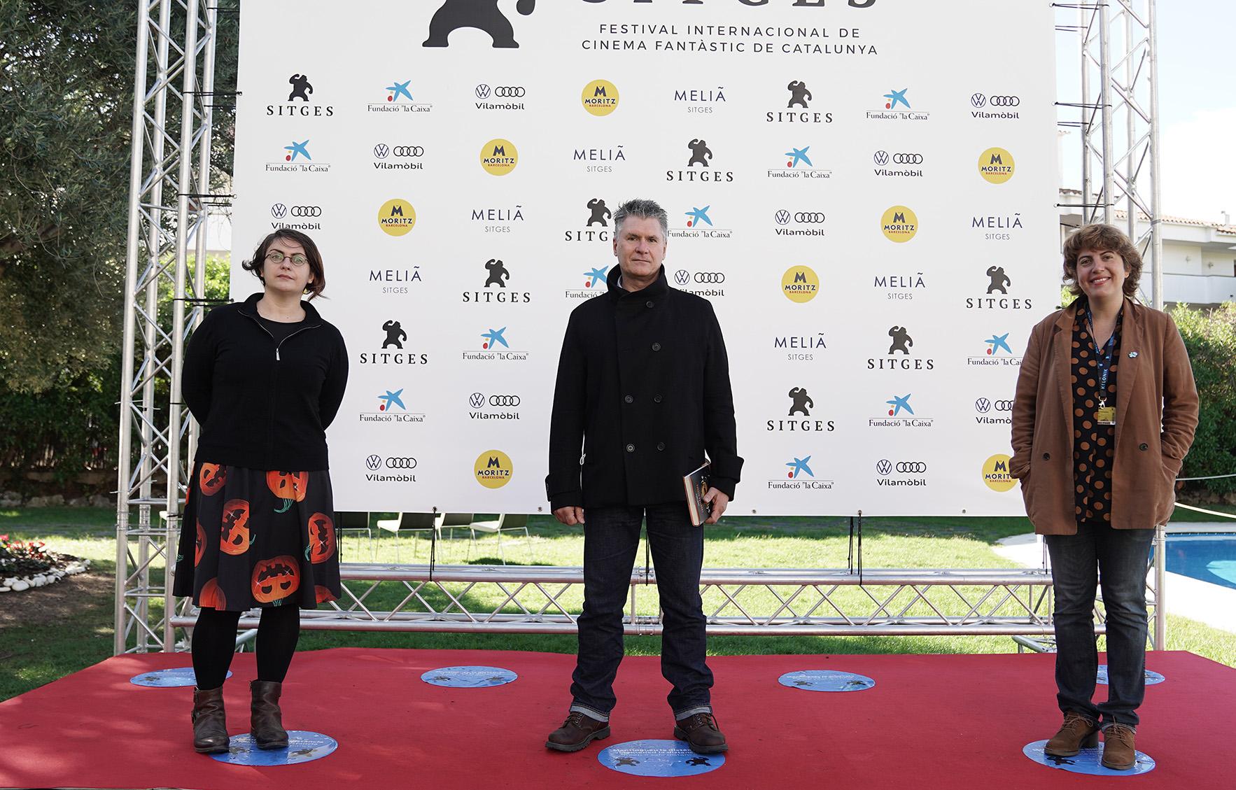La literatura y el cine fantástico unen fuerzas en Sitges 2020