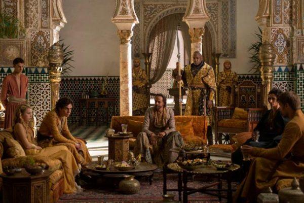 El Real Alcázar de Sevilla estrena una ruta por escenarios de cine