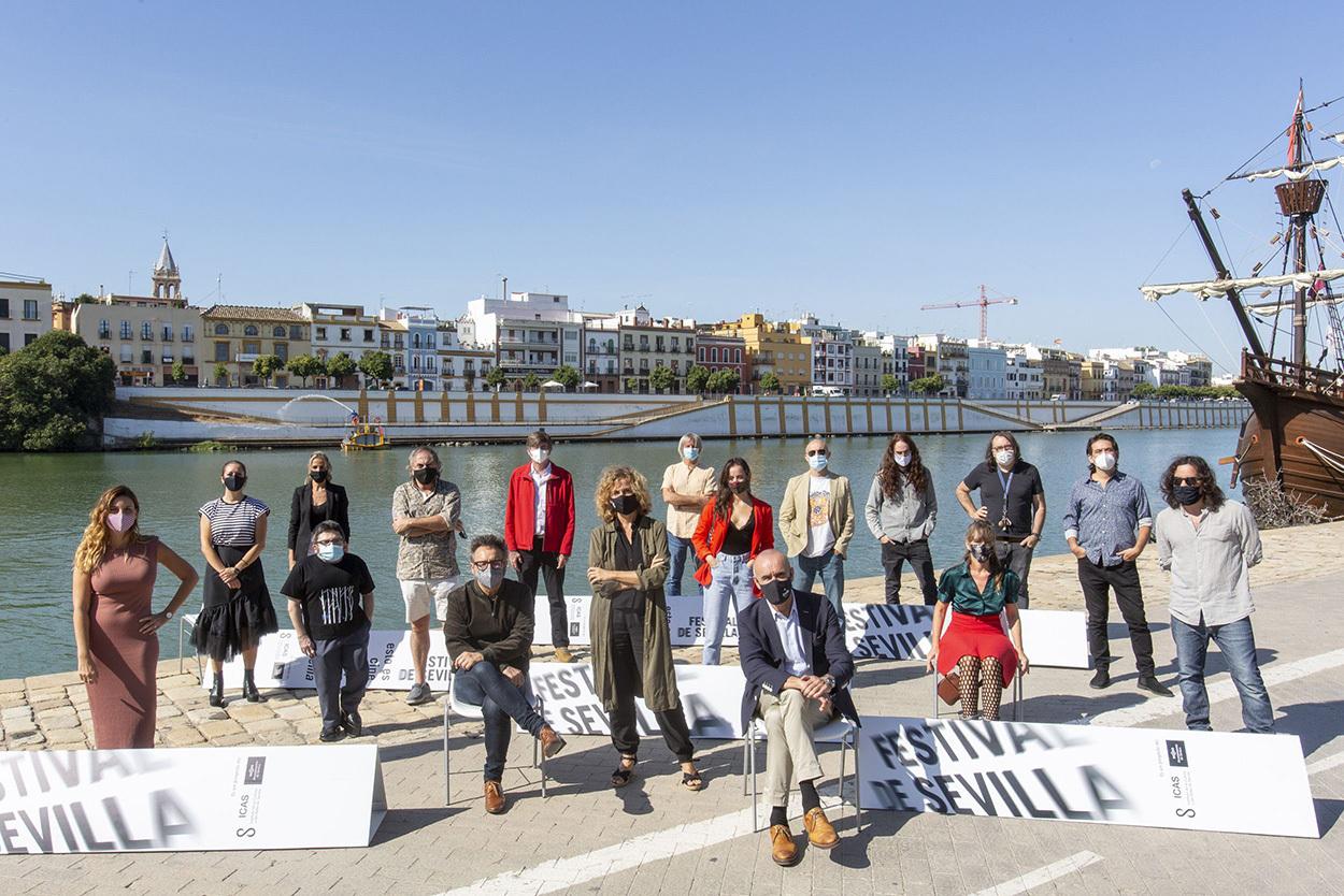 El Festival de Cine de Sevilla presenta su sección Panorama Andaluz