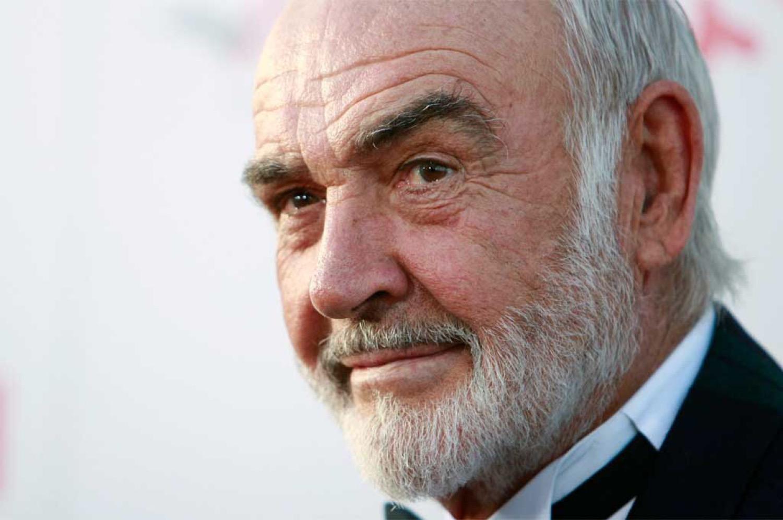 Muere Sean Connery a los 90 años de edad