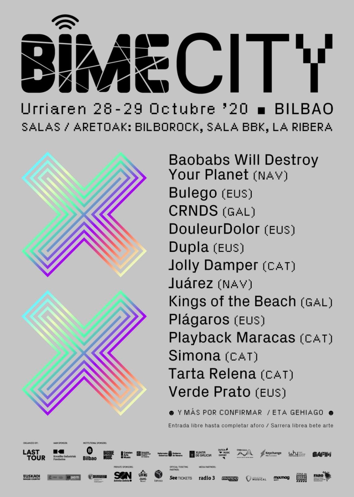BIME PRO añade a su programación 13 conciertos y seis nuevas ponencias