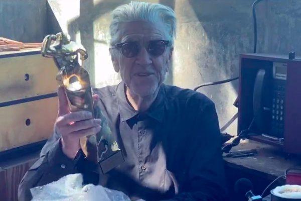 David Lynch emociona al Auditori en la clausura de Sitges 2020