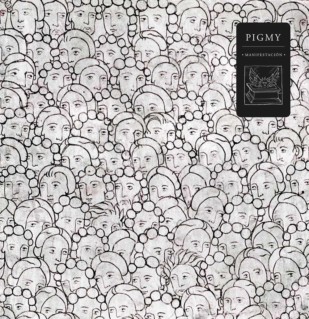 'Manifestación, tercer álbum de Pigmy, a la venta el próximo 19 de noviembre