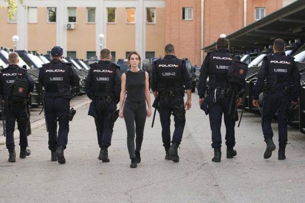 Antidisturbios, la excelencia de una gran ficción