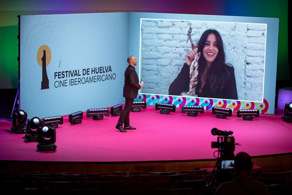 La película Planta permanente, Colón de Oro en el Festival de Huelva