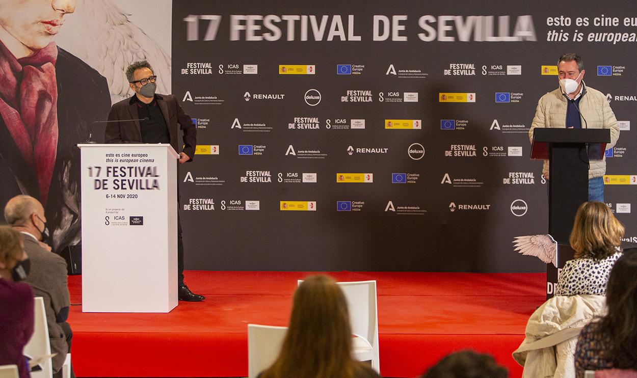 Malmkrog gana el Giraldillo de Oro en el Festival de Cine de Sevilla
