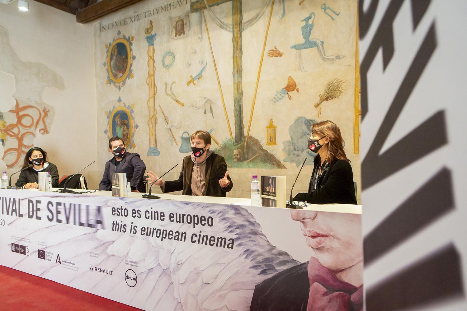 El Festival de Sevilla resiste en las salas