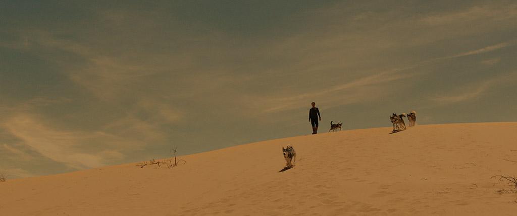 Siberia, una arriesgada película de Abel Ferrara