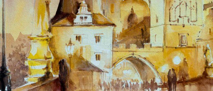 Huso Editorial publica una antología de cuentos sobre Praga