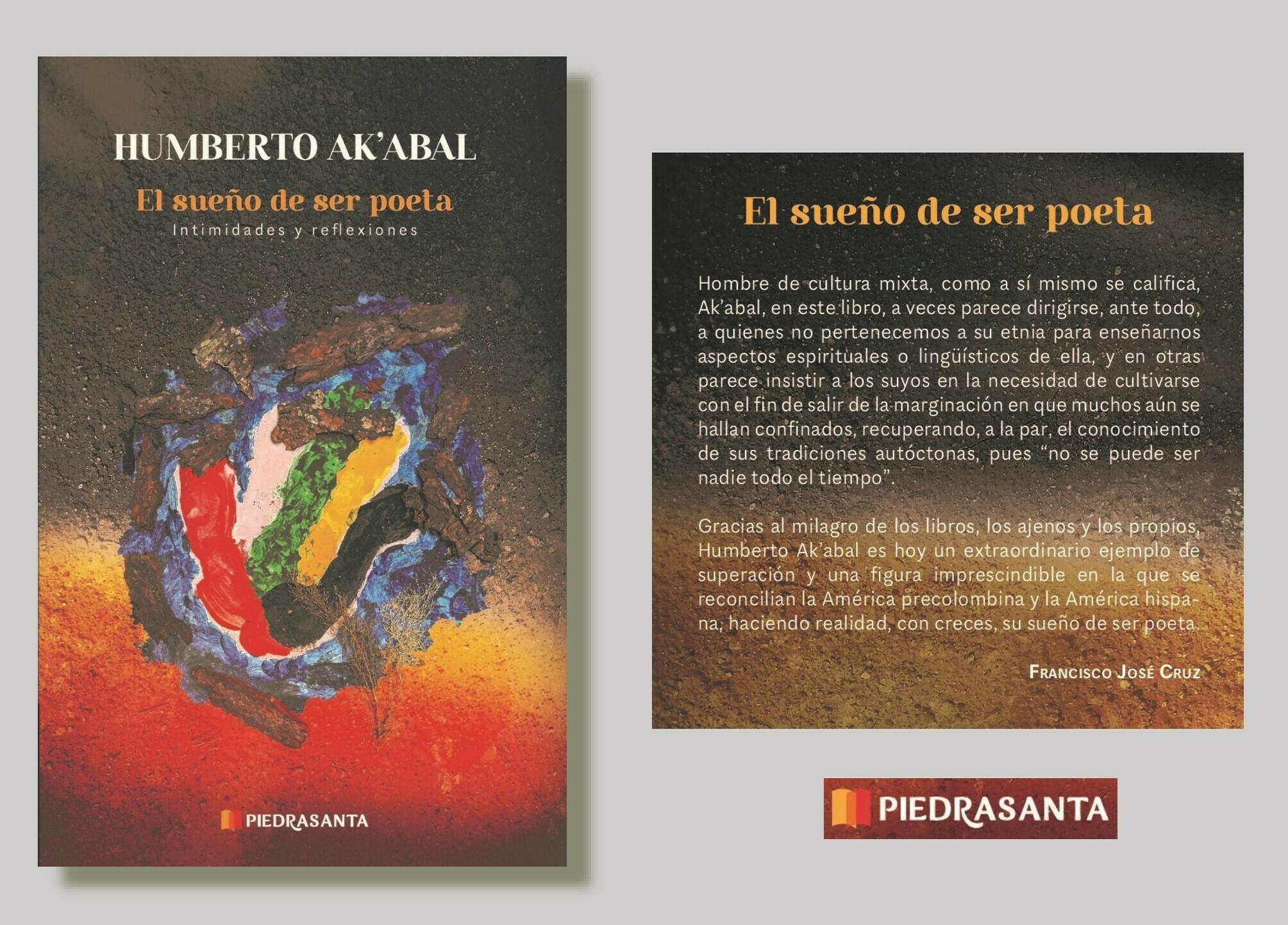 Publicada una obra póstuma de Humberto Ak'abal