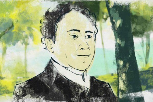 Antonio Machado. Los días azules, el retrato de un hombre bueno