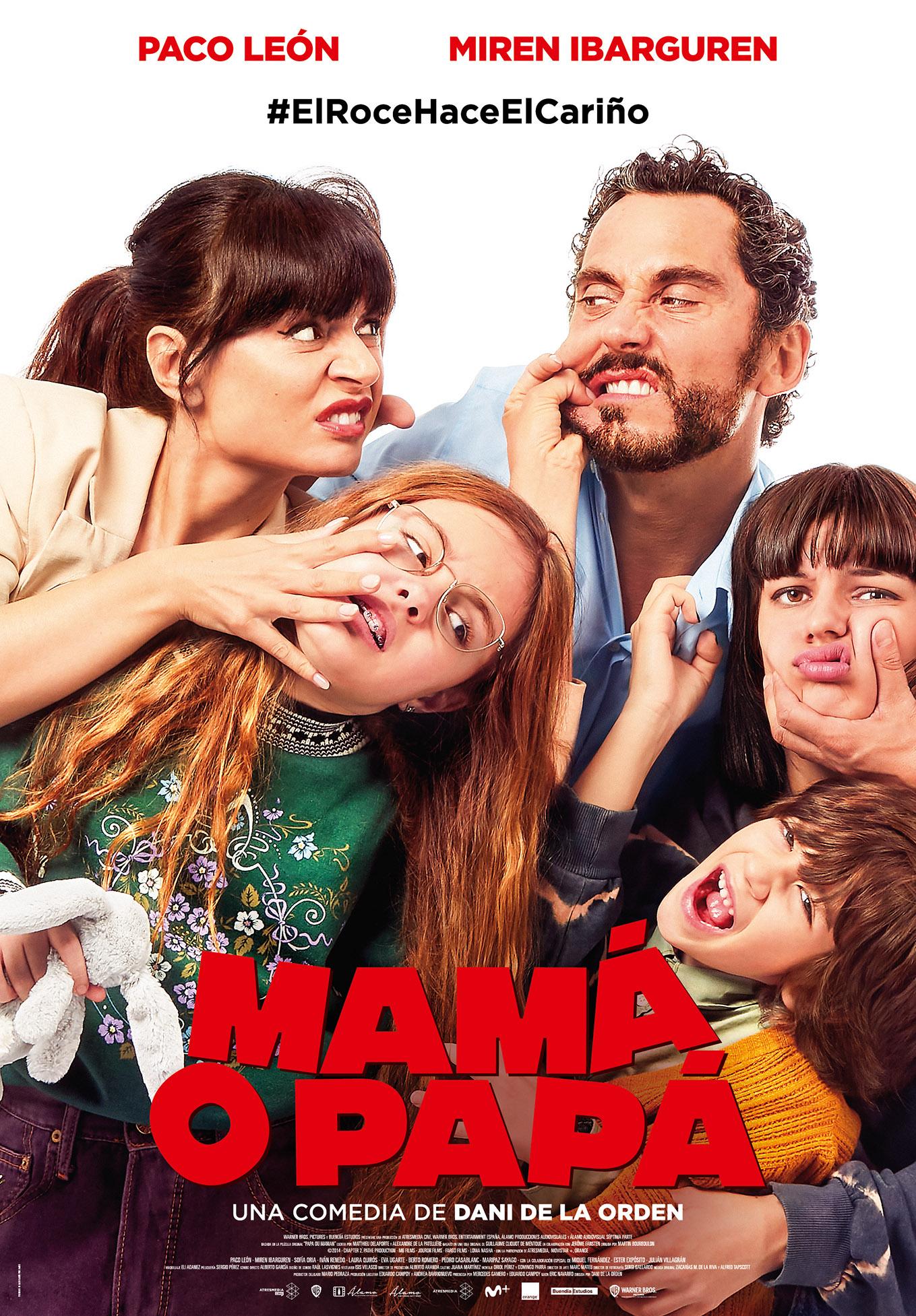 La película Mamá o papá presenta tráiler y cartel