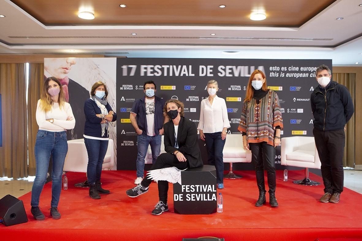 Jornada 8: Presentada la Asociación de Guionistas, Directores y Directoras de Andalucía