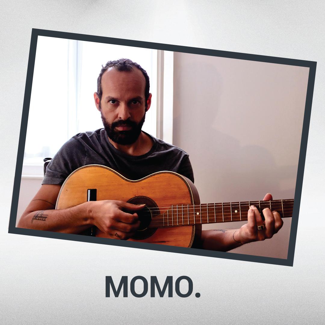 El cantautor brasileño MOMO, nueva incorporación de Fado in a Box