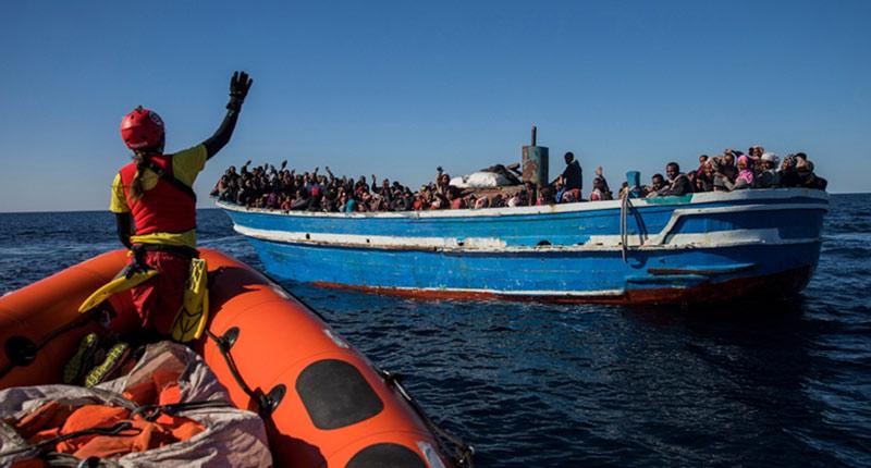 Paula Palacios muestra el horror de la migración desde dentro