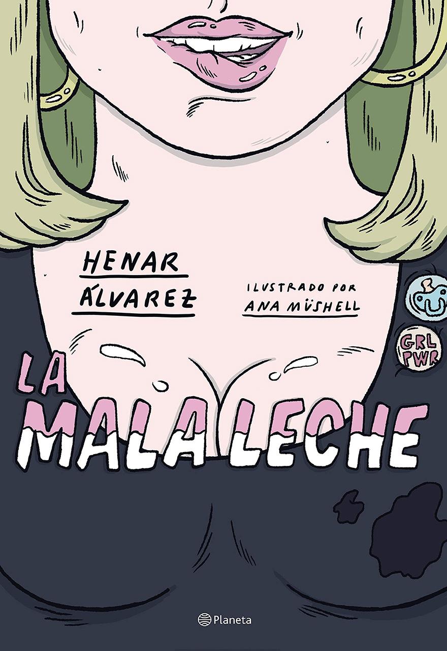 """Henar Álvarez:  """"¿Por qué no le iba a interesar a un hombre cómo se siente su pareja después de haber sido madre?"""""""