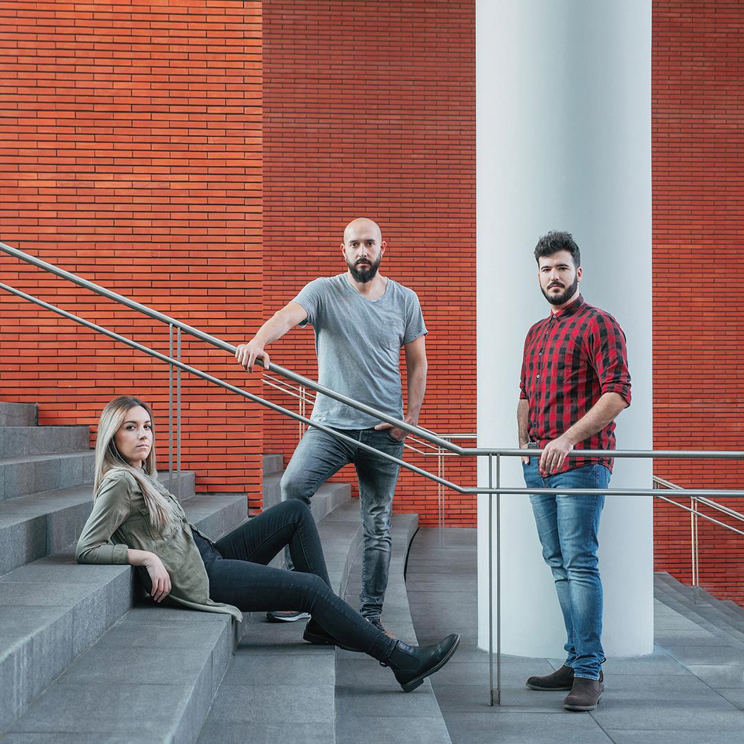 El grupo Arde Marte autoproduce su tercer single 'La jaula'