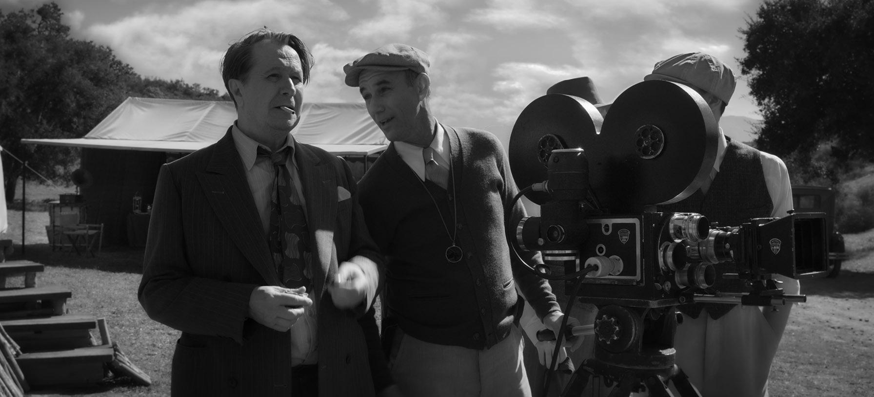 Mank, la épica del cine del Hollywood clásico