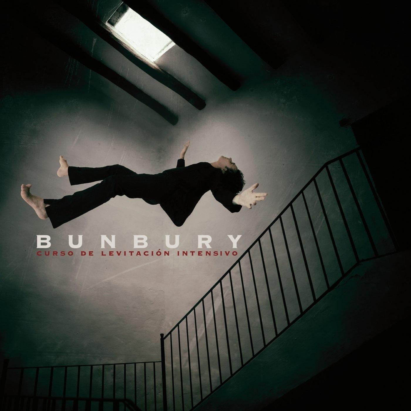 Las diez reflexiones de Bunbury ante Curso de levitación intensivo