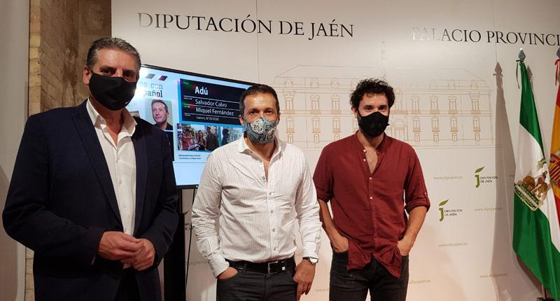 La Diputación de Jaén, Kiko Medina, Canal Sur y el Festival de Islantilla, galardonados en los 33 Premios del Cine Andaluz