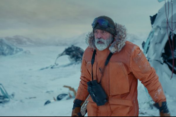 Cielo de medianoche, el fin del mundo según George Clooney
