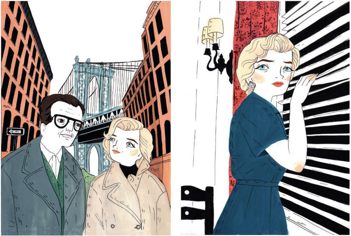 Marilyn: Una biografía (María Hesse, 2020)