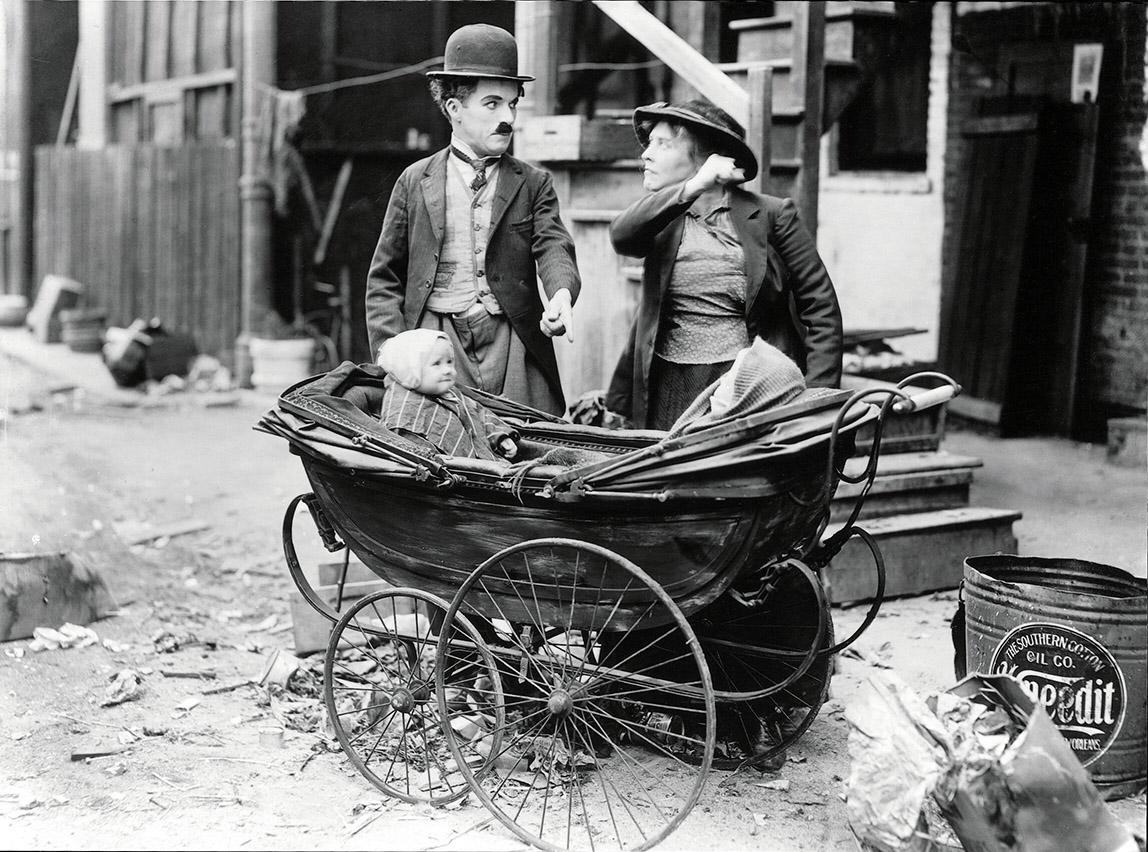 El Chico, de Charles Chaplin, regresa en su centenario