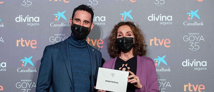 Los premios Goya 2021 anuncian las candidaturas