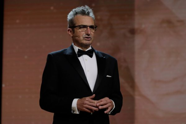 """Mariano Barroso: """"Las películas han venido a buscarnos a nuestras casas porque las salas han tenido que estar cerradas"""""""