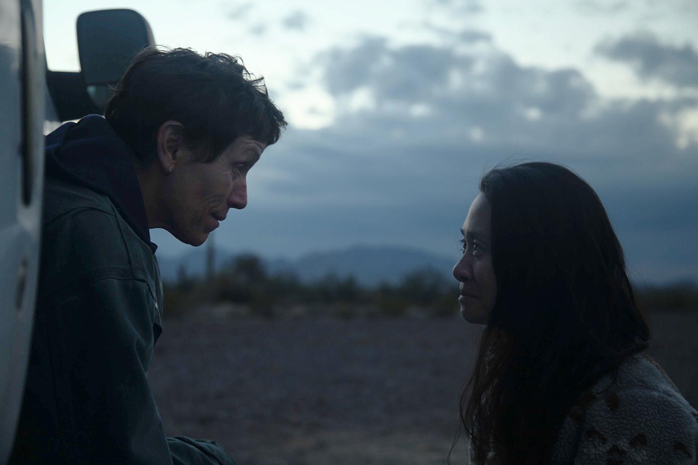 Searchlight Pictures anuncia el estreno de Nomadland en cines y Disney +
