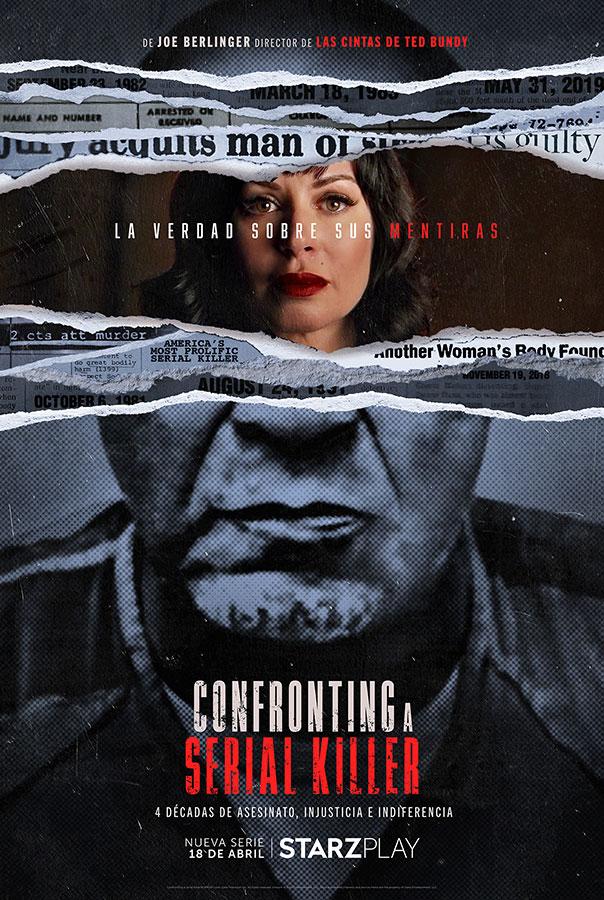 Starzplay anuncia el estreno mundial de Confroting a Serial Killer