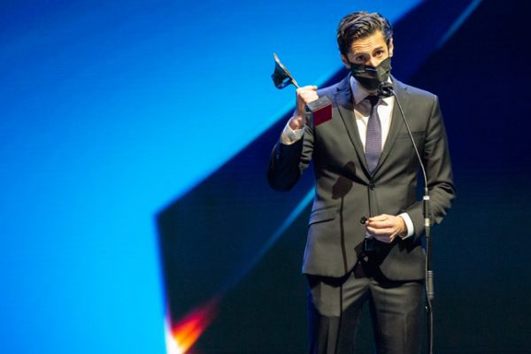 Los premios Feroz 2021 entregan sus galardones en plena pandemia