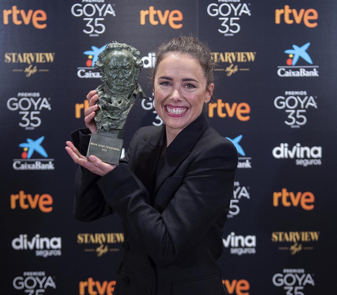 La Fundación Academia de Cine proyecta las películas ganadoras de los Goya