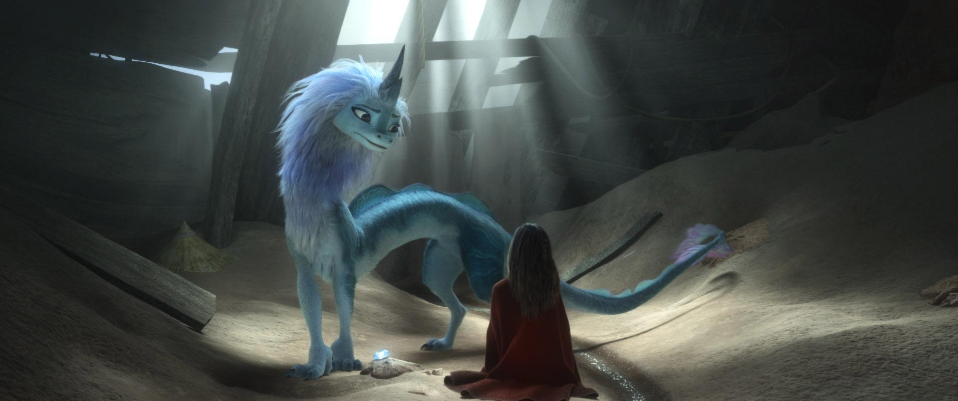 Raya y el Último Dragón, disponible en alquiler digital a partir del 2 de abril