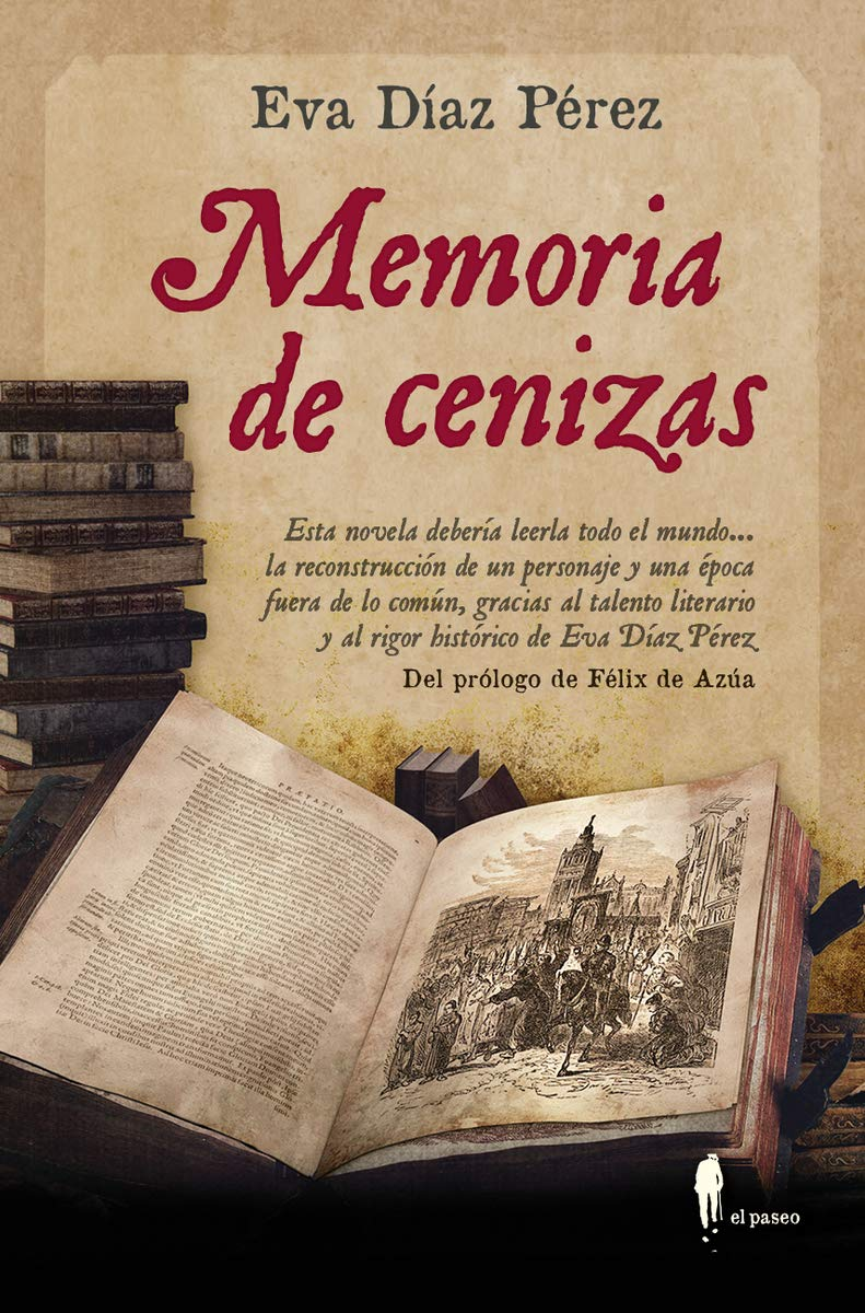 Memoria de cenizas (Eva Díaz Pérez, 2005)