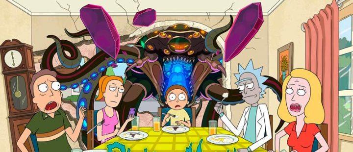 HBO España estrena la quinta temporada de Rick y Morty