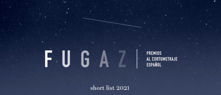 Los Premios Fugaz 2021 anuncian sus cortometrajes finalistas