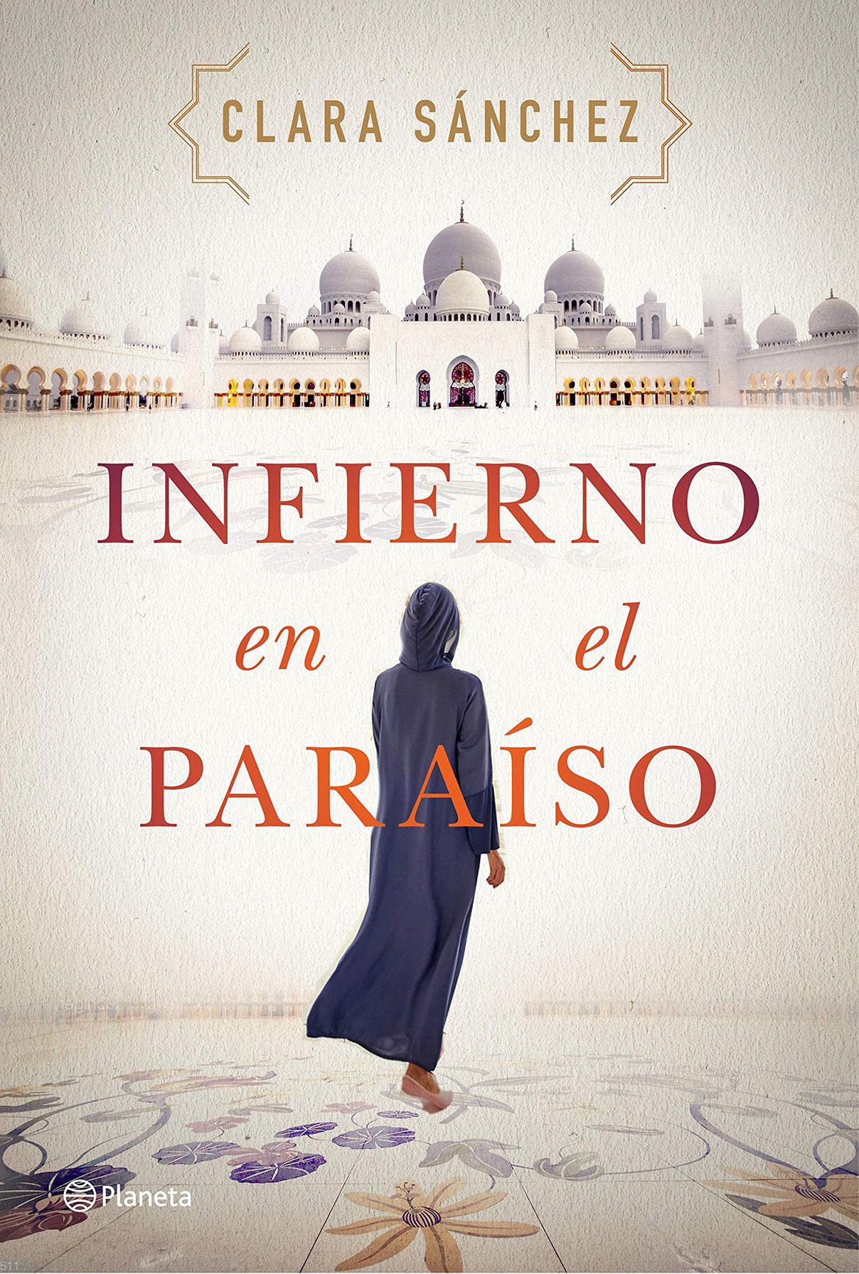 """Clara Sánchez: """"Infierno en el paraíso me permite hablar de la libertad y de la capacidad o no de decidir de las personas"""" - infierno en el paraíso"""