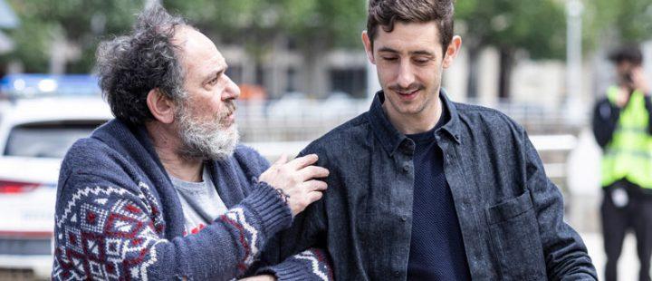 Joaquín Mazón rueda la comedia La vida padre