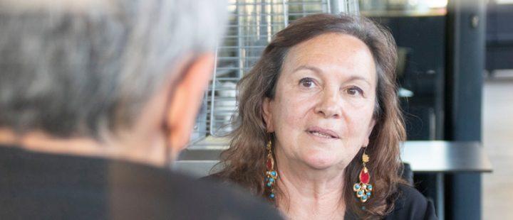 """Clara Sánchez: """"Infierno en el paraíso me permite hablar de la libertad y de la capacidad o no de decidir de las personas"""""""